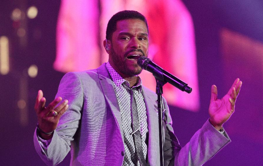 Maxwell performs on Day 1 of the 2013 Essence Music Festival at the Mercedes-Benz Superdome on Friday, July 5, 2013 in New Orleans. (Photo by Donald Traill/Invision/AP)