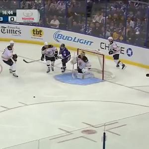Boston Bruins at Tampa Bay Lightning - 03/08/2014
