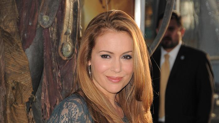 Clash of the Titans LA Premiere 2010 Alyssa Milano