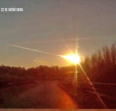 Meteorite hits central Russia, more than 500 people hurt (Video)