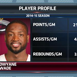 Gottlieb: Dwyane Wade enters free agency