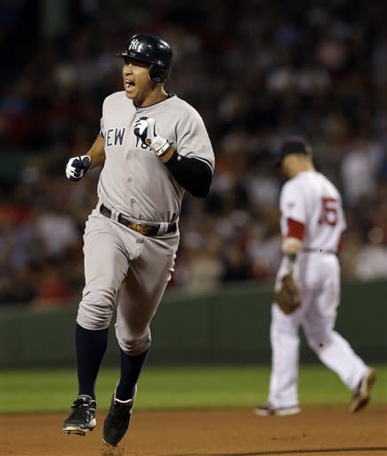 Yankees beat Red Sox 5-4, lose Jeter