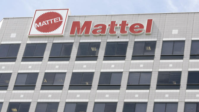 Mattel 4Q results miss Wall Street's expectations