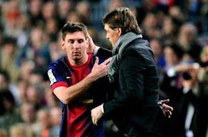 Messi: I didn't appoint Martino