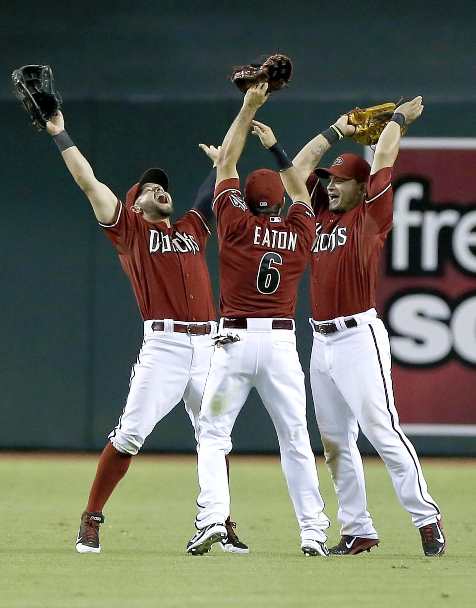 Diamondbacks rally for wild 9-8 win over Rays