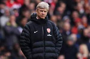 No contact with PSG, insists Arsenal boss Wenger