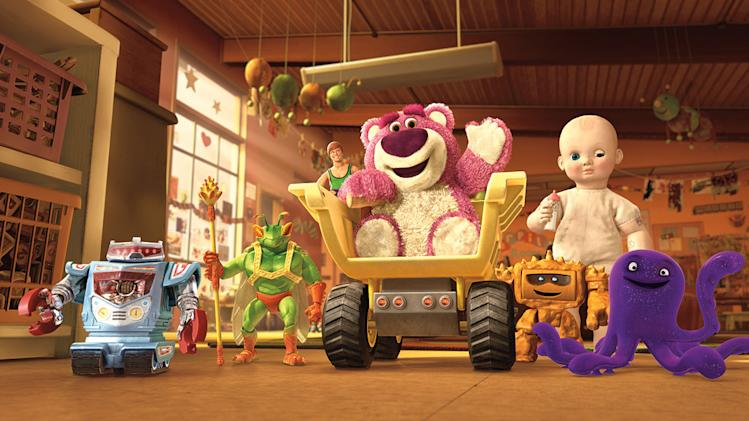 Toy Story 3 Walt Disney Pictures 2010