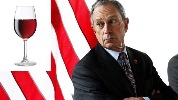 Mayor Bloomberg Adds Alcohol to the Vices He'd Like to Curb