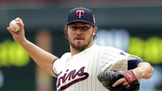 Phil Hughes, Twins agree to $58M, 5-year contract