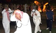Kuwait Protests: Tear Gas And Stun Grenades Used