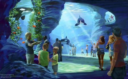 California commission approves SeaWorld's orca tank expansion