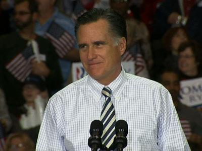 Romney: Obama victory would mean more gridlock