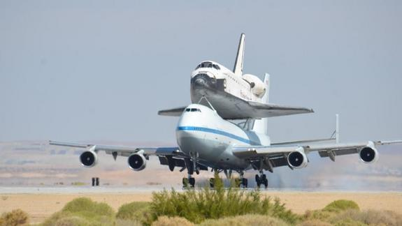 Space Shuttle Endeavour Soars Over California Today: How to See It