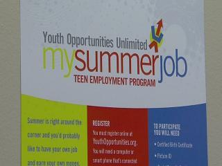 My Summer Job Teen Employment Program