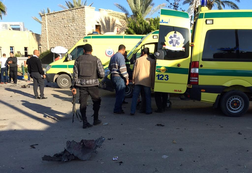IS Sinai hotel attack toll rises to seven