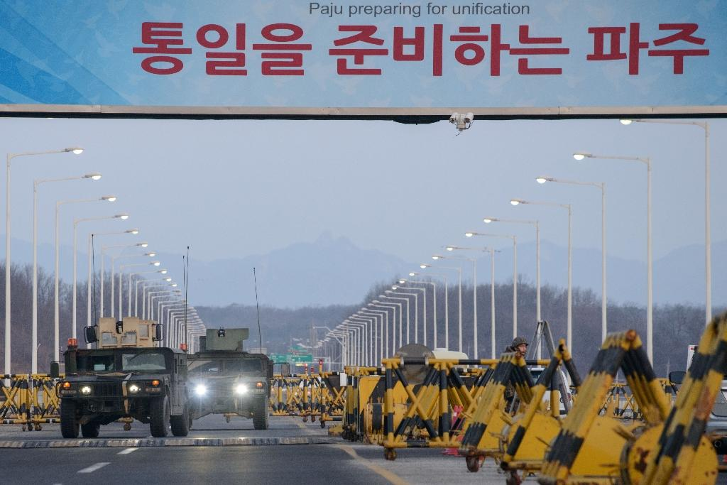 S. Korean firms begin pull-out from industrial park in North