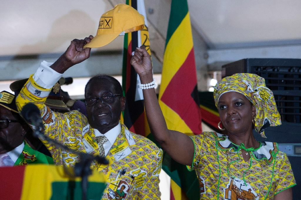 Mugabe: A controversial choice for AU chairman