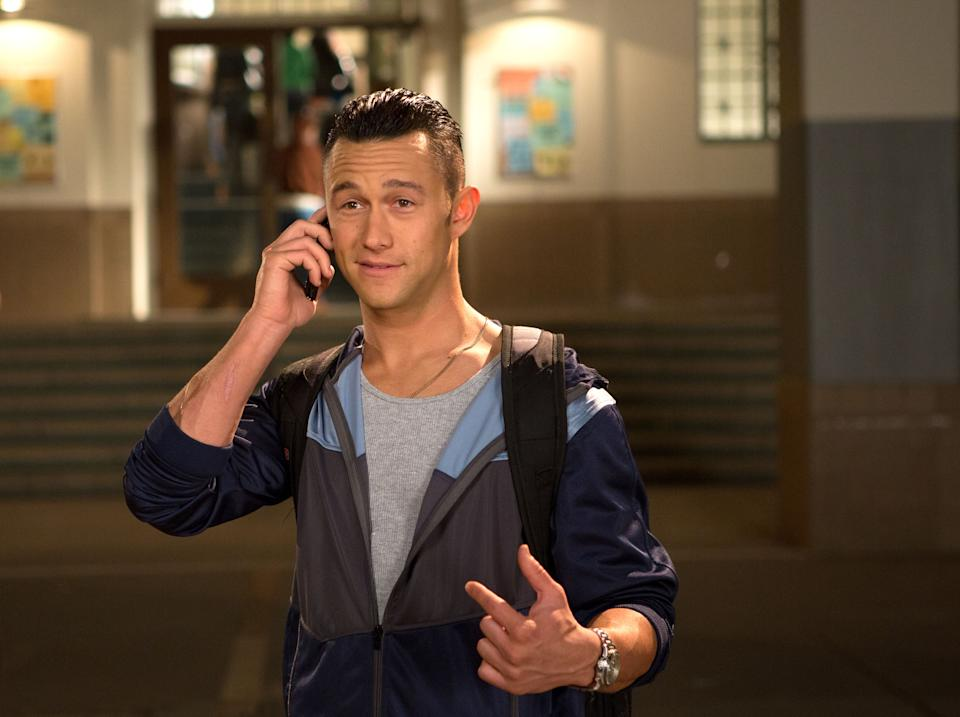 "This film image released by Relativity Media shows Joseph Gordon-Levitt in a scene from ""Don Jon"". (AP Photo/Relativity Media)"