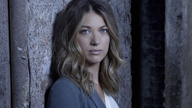 Natalie Zea as Claire Matthews in THE FOLLOWING on FOX.