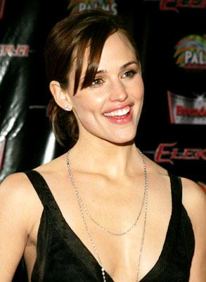 Jennifer Garner at the Las Vegas premiere of 20th Century Fox's Elektra