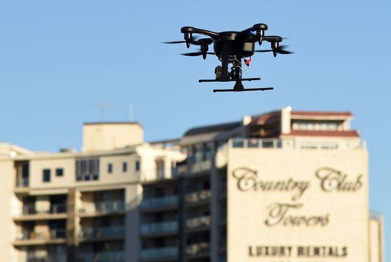 Following White House crash, the Secret Service will begin flying its own drones