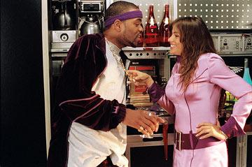 Method Man and Sofia Vergara in MGM's Soul Plane