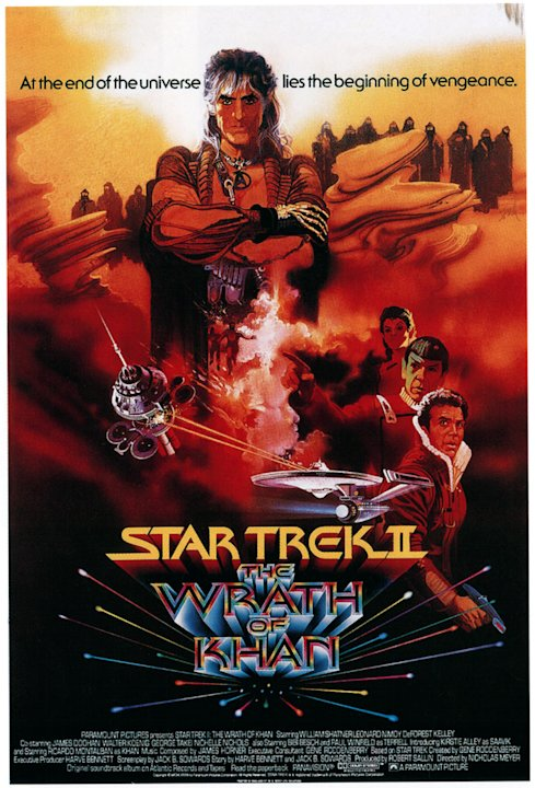 Summer of 1982 Star Trek II