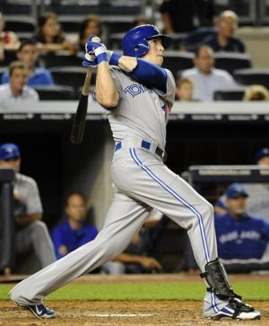 Rasmus, Blue Jays rally past Yankees 8-7 in 11