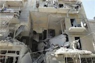 Assad forces launch massive assault on Aleppo