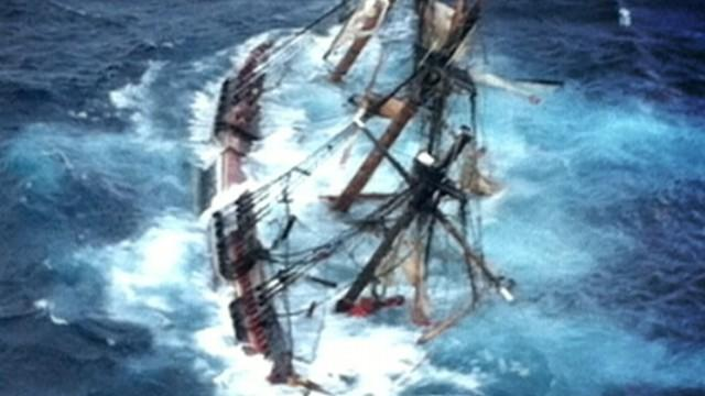 Superstorm Sandy: HMS Bounty Sinks, 14 Rescued from Ship