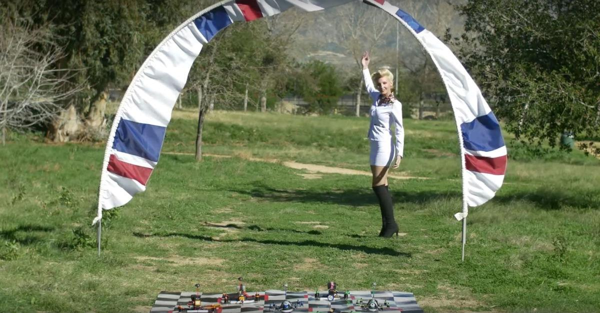 Drone Racing Will Blow Your Mind