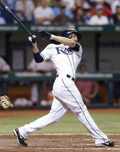 Rays' Moore beats Red Sox for AL-leading 7th win
