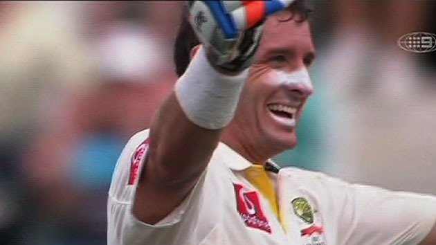 Hussey retires from test cricket