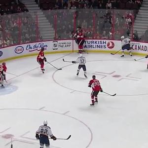 St. Louis Blues at Ottawa Senators - 11/22/2014