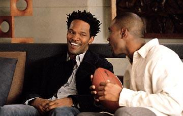 Jamie Foxx and Morris Chestnut in Screen Gems' Breakin' All The Rules