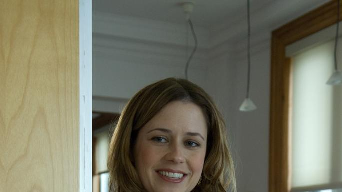 Jenna Fischer Solitary Man Production Stills Anchor Bay 2010