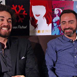 Live On Letterman - The Broken Bells Interview