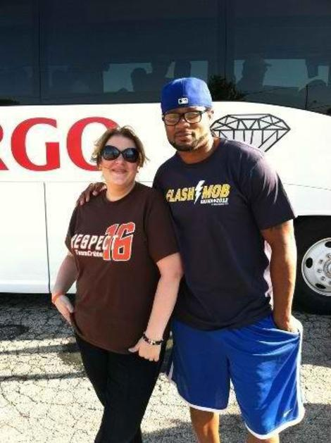 Josh Cribbs Connects with Cleveland Browns' Fans Via Extraordinary Fan Club