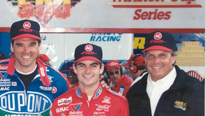 Gordon, Evernham reunion could come ? on TV