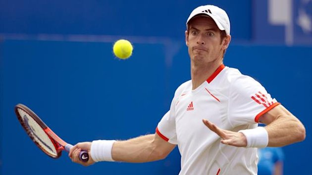 Andy Murray, Queen&#39;s 2012