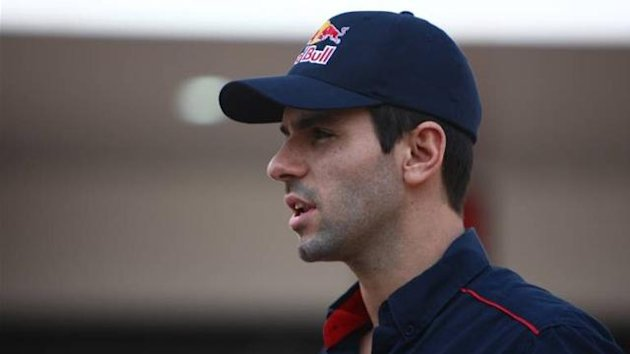 Jaime Alguersuari 2011 Toro Rosso