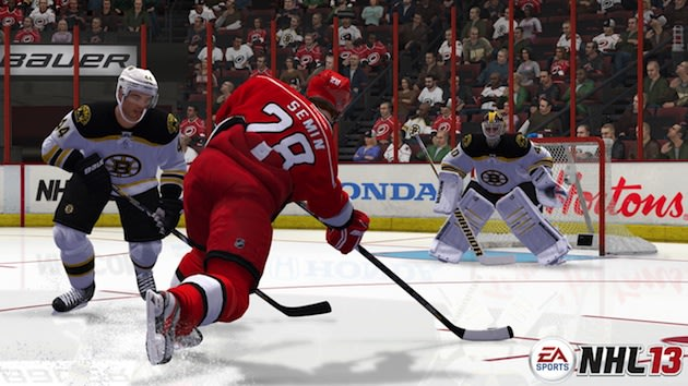 > NHL 13′s GM Connected mode to take your dynasty worldwide - Photo posted in BX GameSpot | Sign in and leave a comment below!
