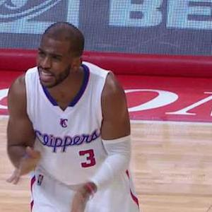 Injury: Chris Paul Hobbling