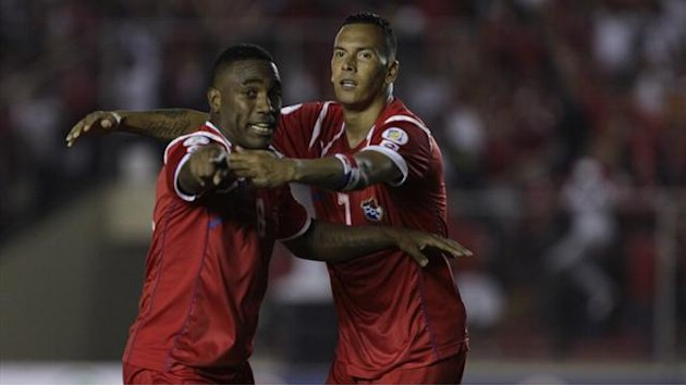 World Cup - Panama surprise leaders in CONCACAF as big guns tie