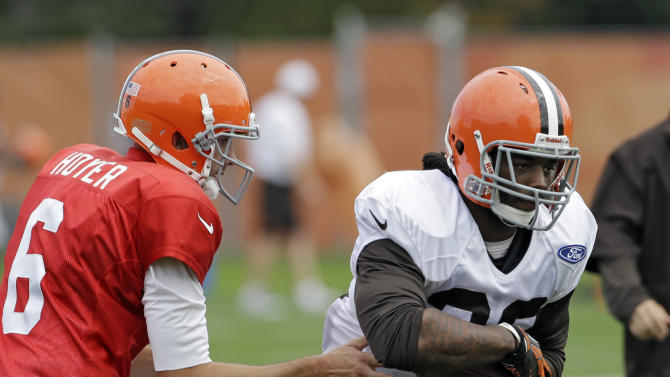 Browns players shocked by Richardson trade