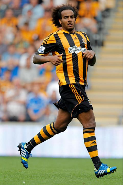 Soccer - Barclays Premier League - Hull City Tigers v Norwich City - KC Stadium