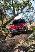 All-new 2014 Jeep® Cherokee: No-compromise Mid-size SUV Sets a New Standard