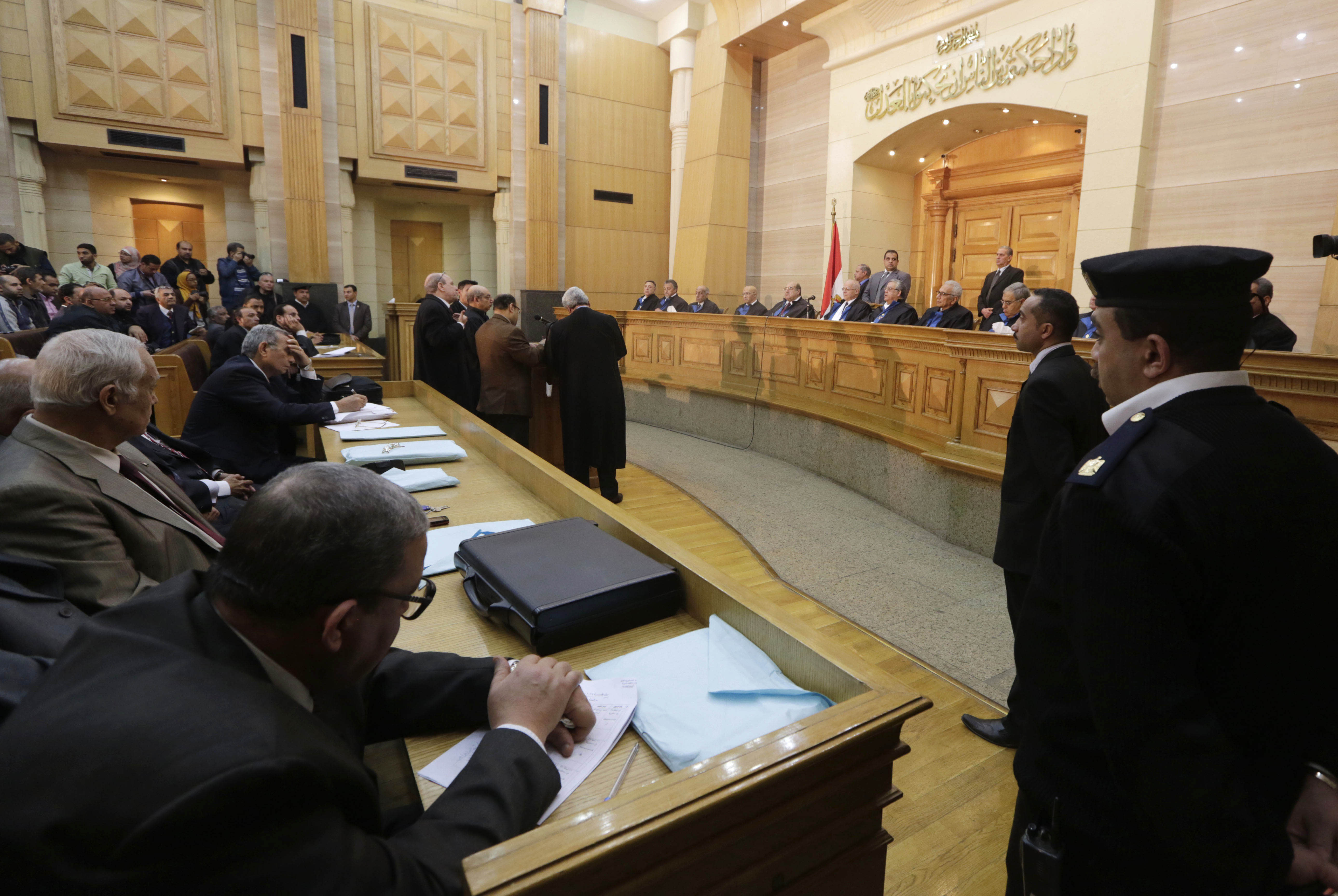 Egypt court to determine fate of parliamentary elections