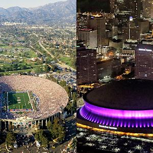 Best Super Bowl venue