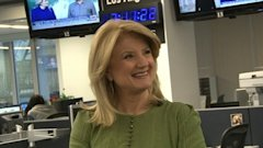 abc arianna huffington this week web extra jt 130407 wblog Arianna Huffingtons Pet Peeve: People Bragging About Working 24/7